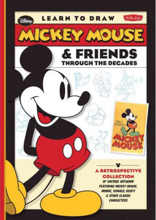 Learn to Draw Mickey Mouse & Friends