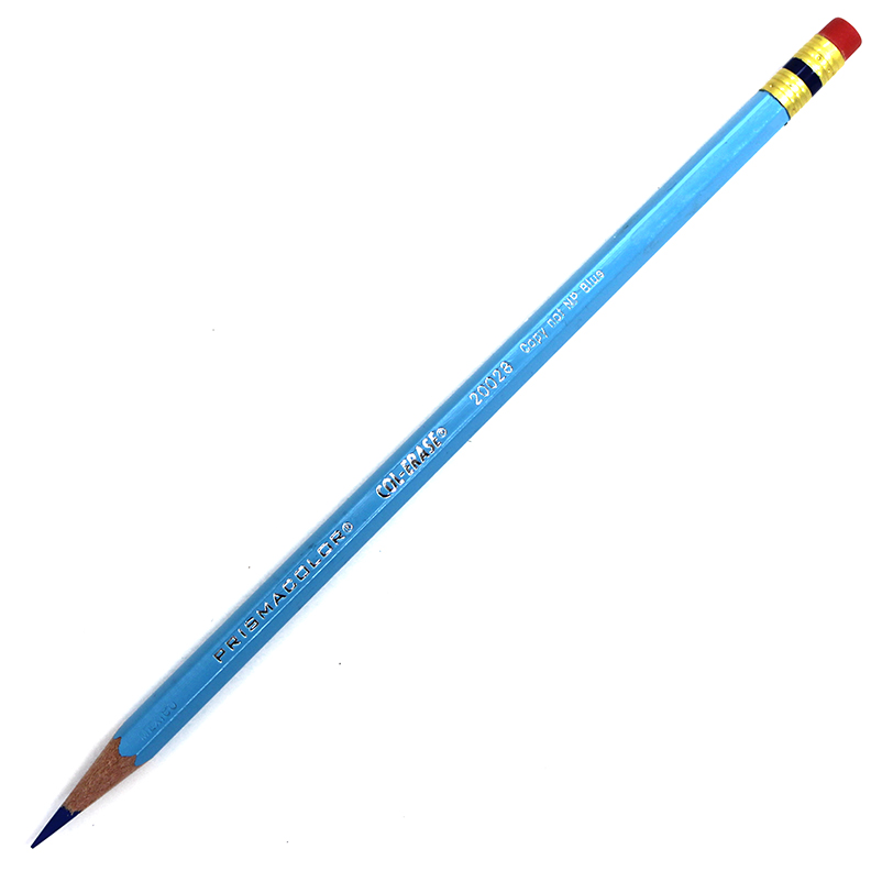 Prismacolor Col-Erase Colored PencilNon Photo Blue