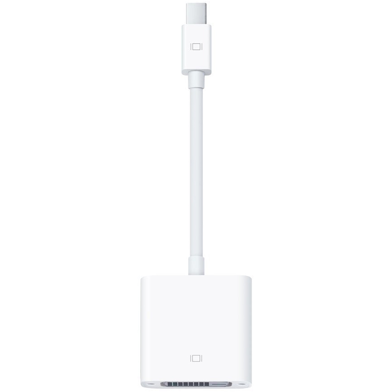Apple Mini DisplayPortto DVI Adapter