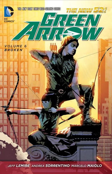 Green ArrowVol. 6: BrokenJeff Lemire