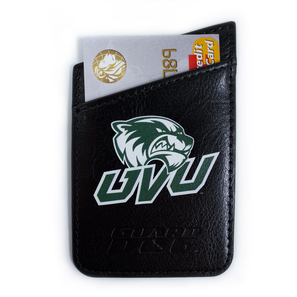 UVU LeatherCredit Card Keeper