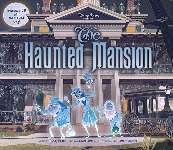 Disney Parks PresentsThe Haunted Mansion