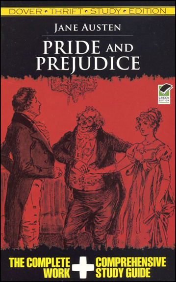Pride and PrejudiceJane AustenThrift Study Edition