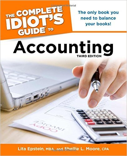 The Complete Idiot'sGuide to Accounting