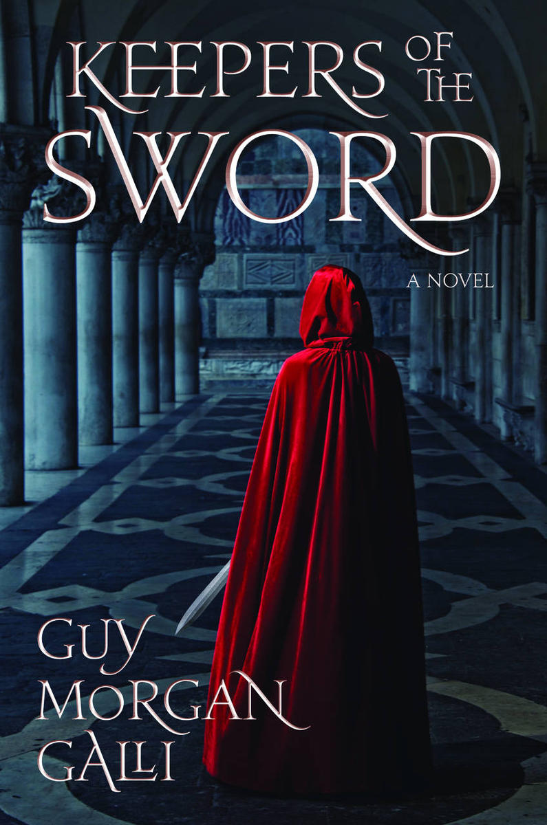 Keepers of the SwordGuy Morgan Galli
