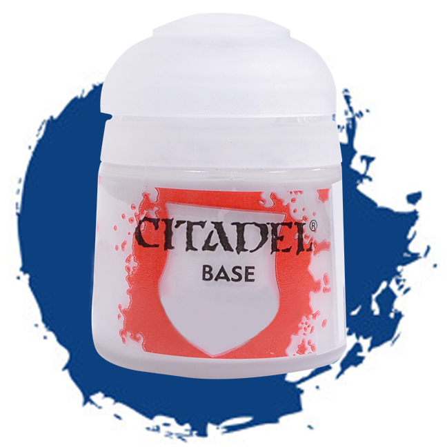 Citadel Base PaintMacragge Blue