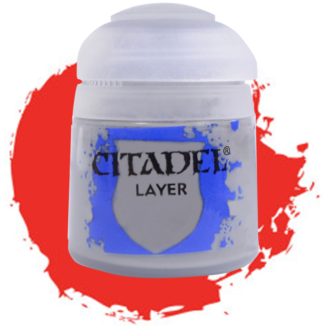 Citadel Layer PaintWild Rider Red
