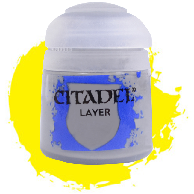 Citadel Layer PaintFlash Gitz Yellow