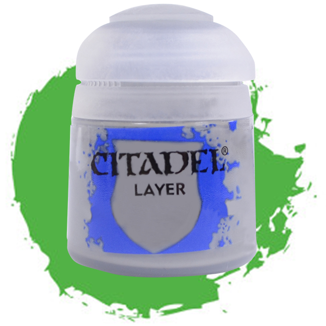 Citadel Layer PaintMoot Green