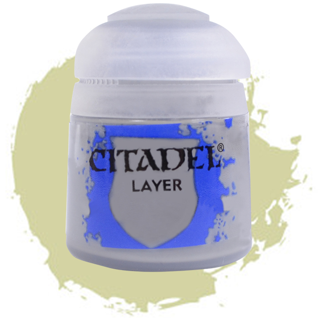 Citadel Layer PaintScreaming Skull