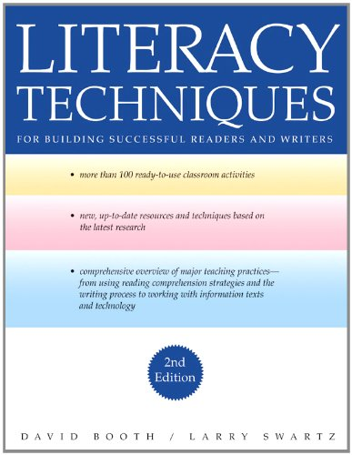 Literacy TechniquesDavid Booth