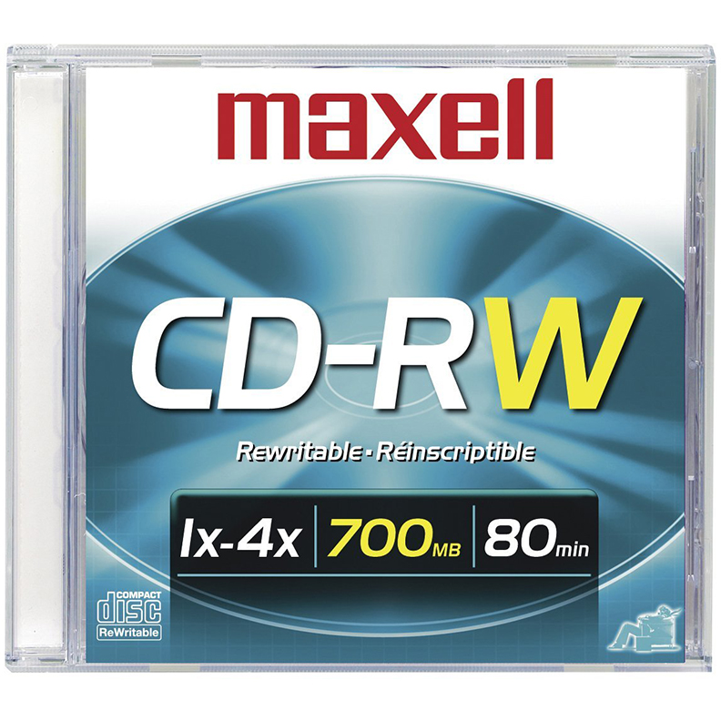 CD-RW SINGLE