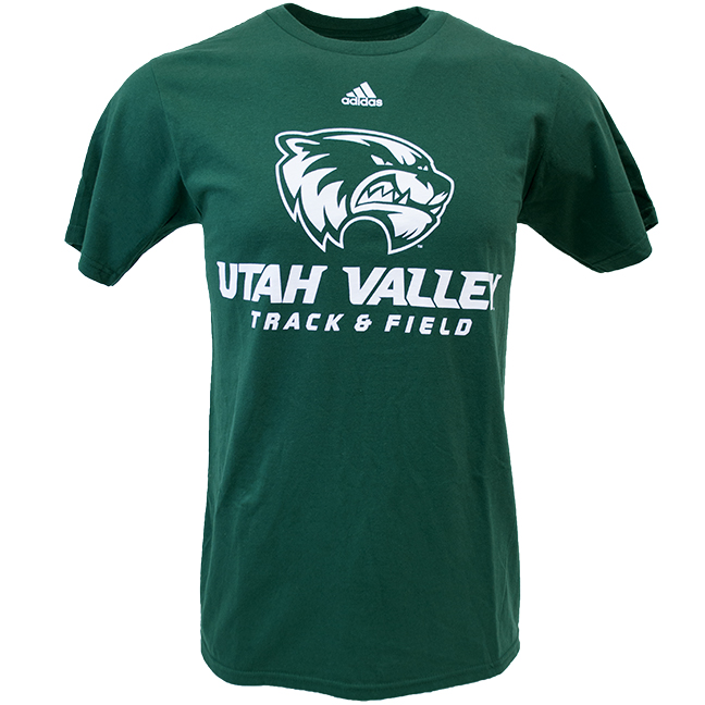 Wolverines Track and FieldAdidas Tee