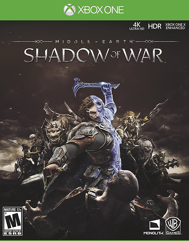 Middle-Earth:Shadow of War Xbox One