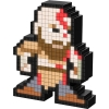 "PDP Pixel Pals  God Of War Kratos  6"" Lighted Figure thumbnail"