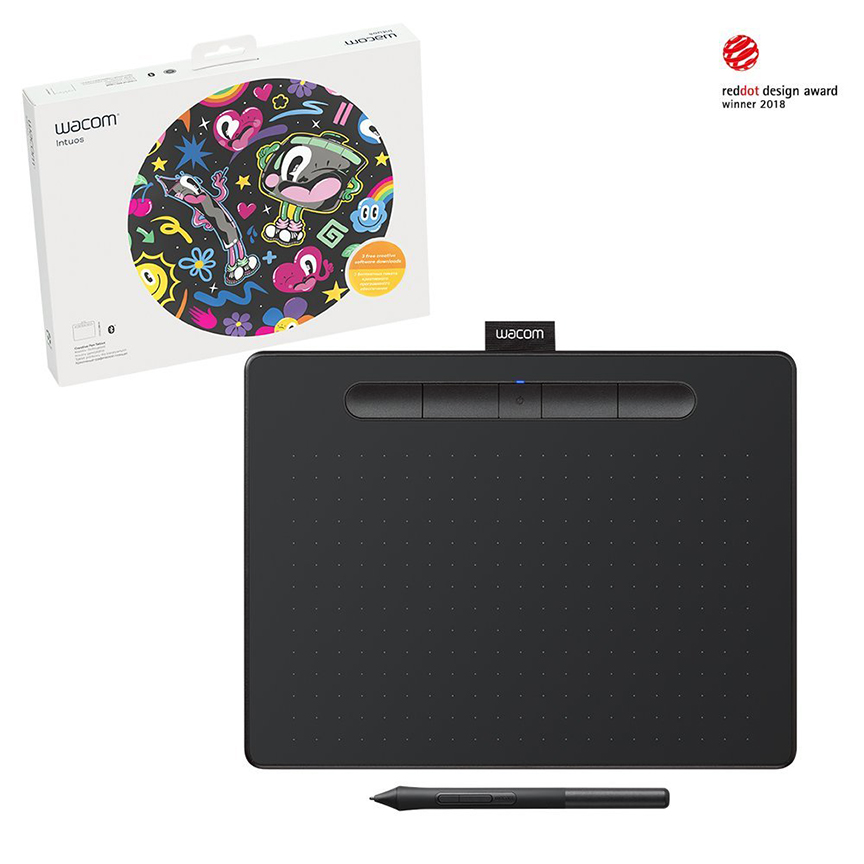 Wacom IntuosMedium Art tabletWith Bluetooth