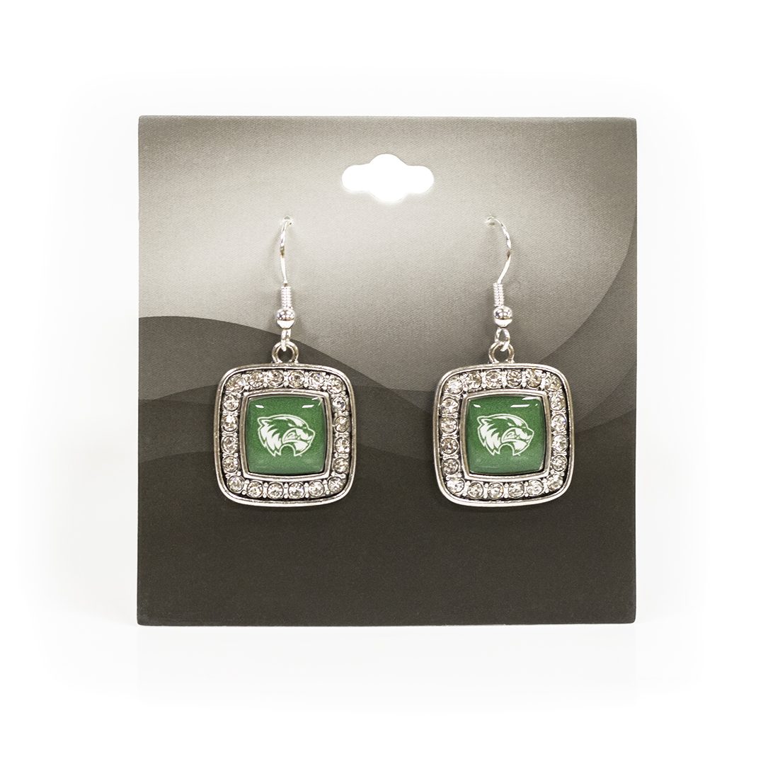 UVU Square Earrings