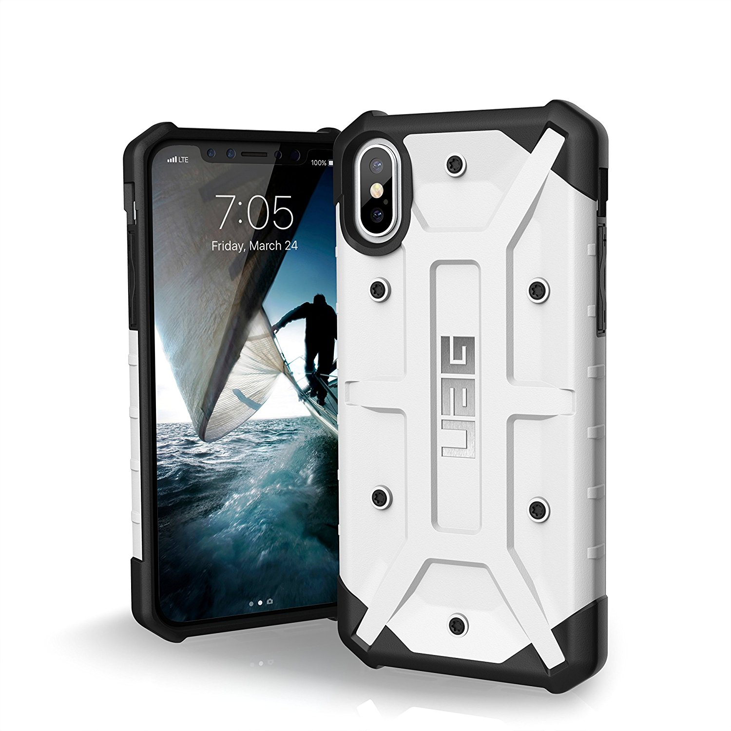 UAG iPhone XPathfinder White