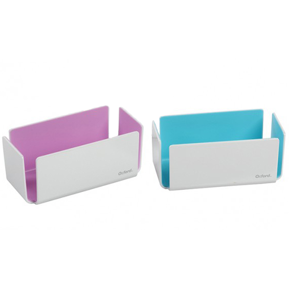 Oxford Notecard Holder