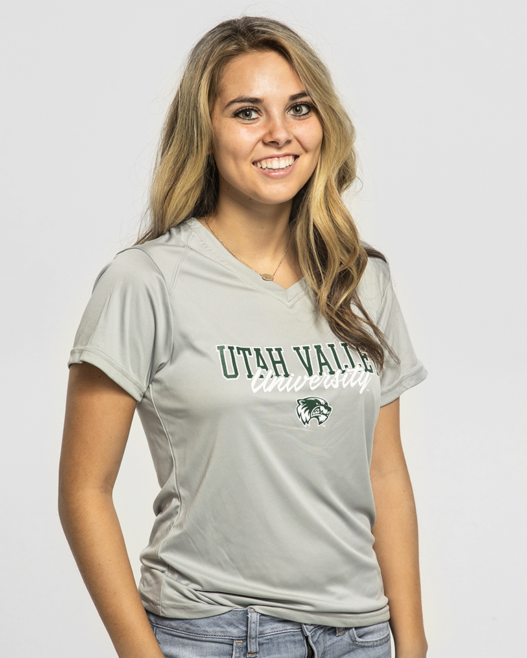 University AthleticsV-Neck Tee
