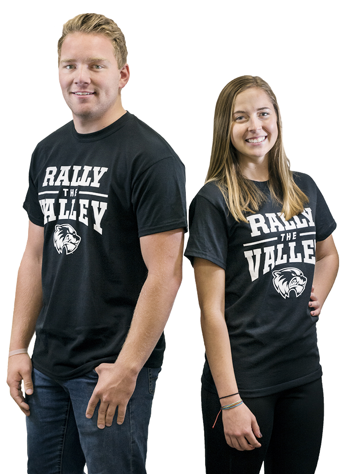 Rally The ValleySpirit Shirt