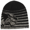 Zephyr Strata BeanieWolverine Head with Stripes thumbnail