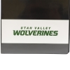 Utah Valley WolverinesWhite Stripe Binder thumbnail