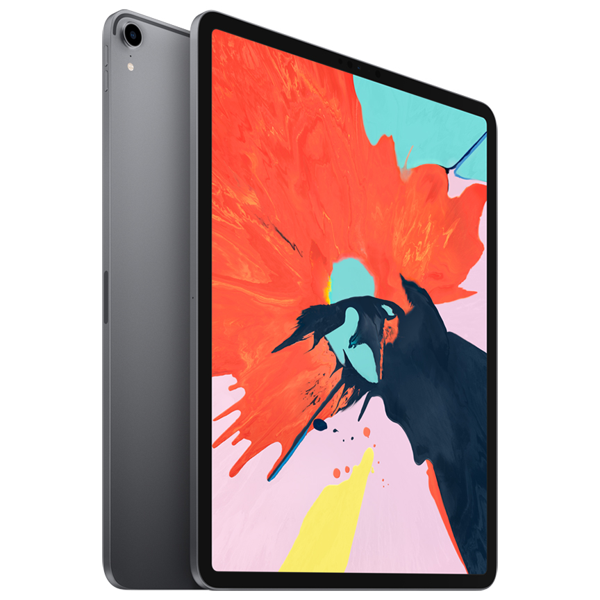 "iPad Pro 12.9""Space Gray 512GB"