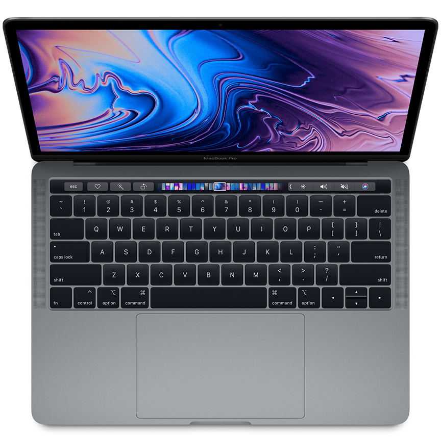 "2018 MacBook Pro 13""512GB Space GrayTouchbar"