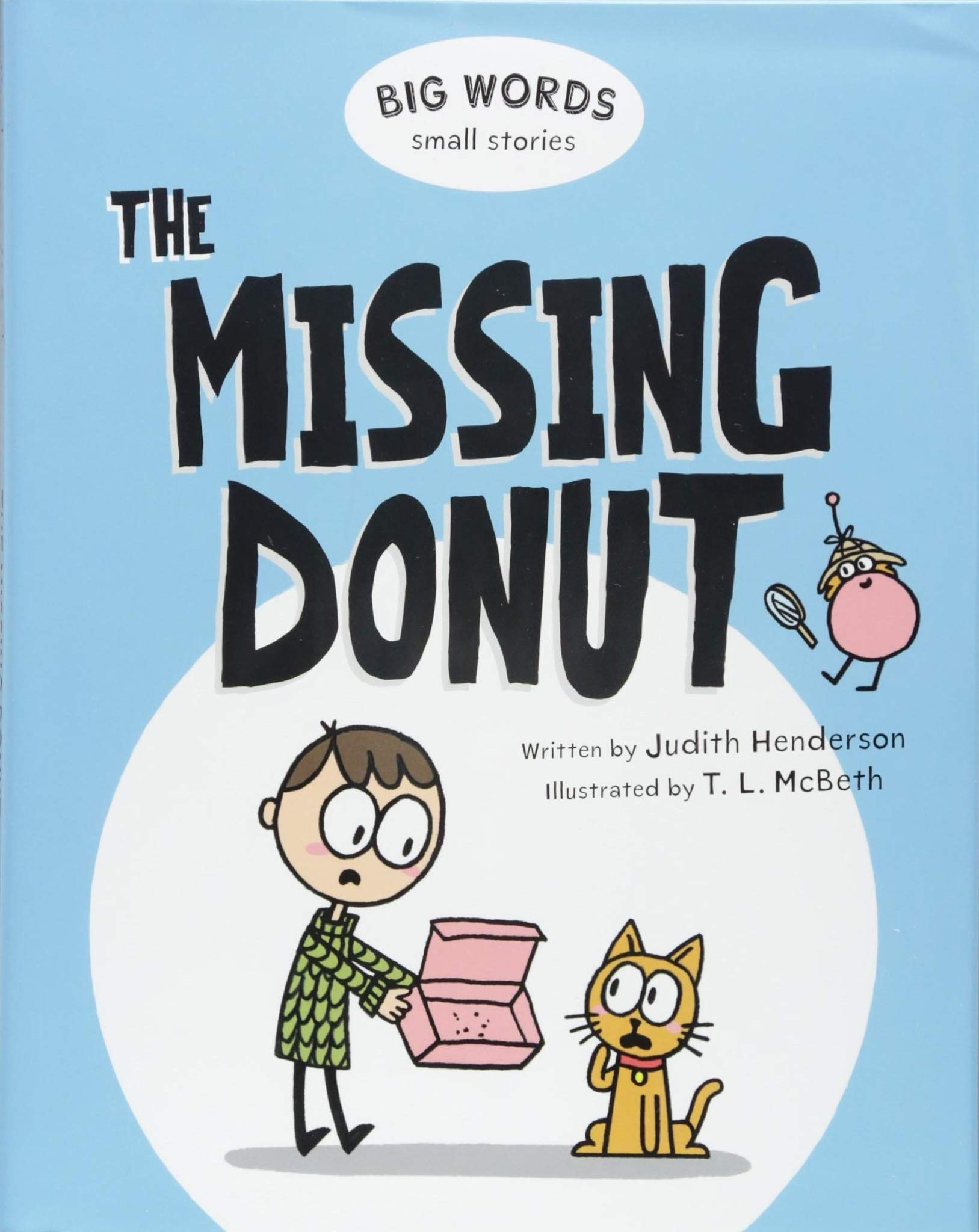 The Missing DonutJudith Henderson