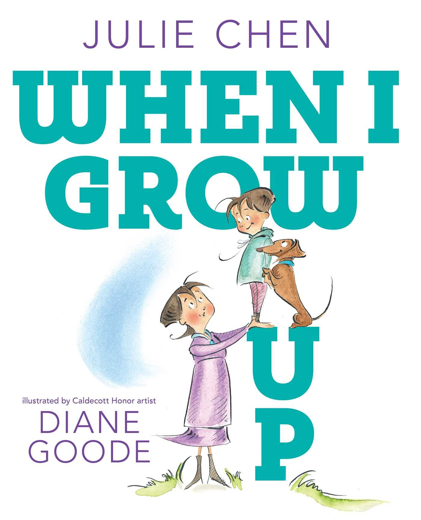 When I Grow UpJulie Chen
