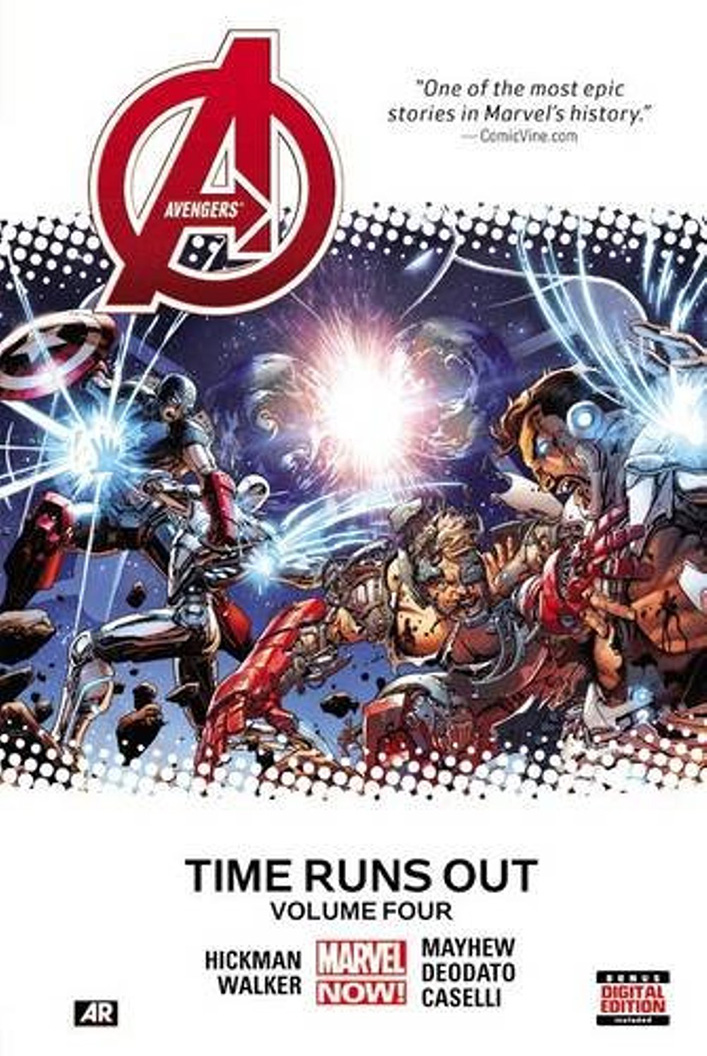 Avengers:Time Runs OutVolume 4