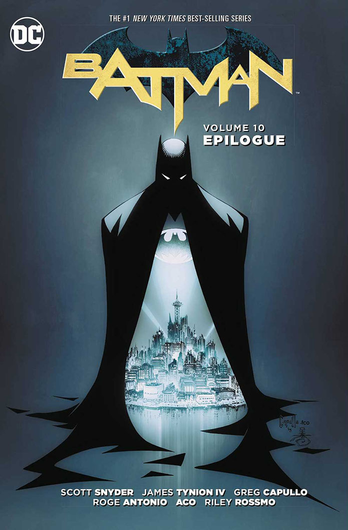 Batman Vol. 10:Epilogue