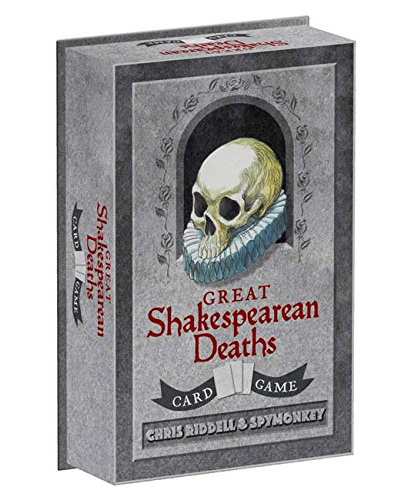 Great Shakespearean DeathsCard Game