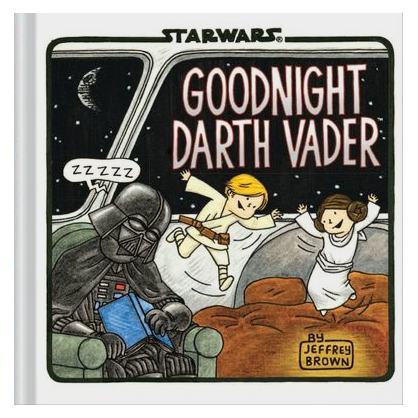 Image For Goodnight Darth Vader<br>Jeffrey Brown