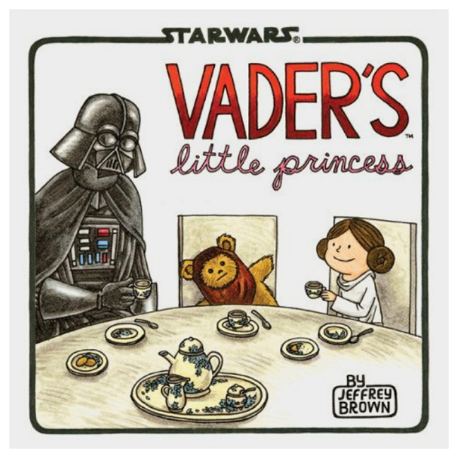 Image For Vader's Little Princess<br>Jeffrey Brown