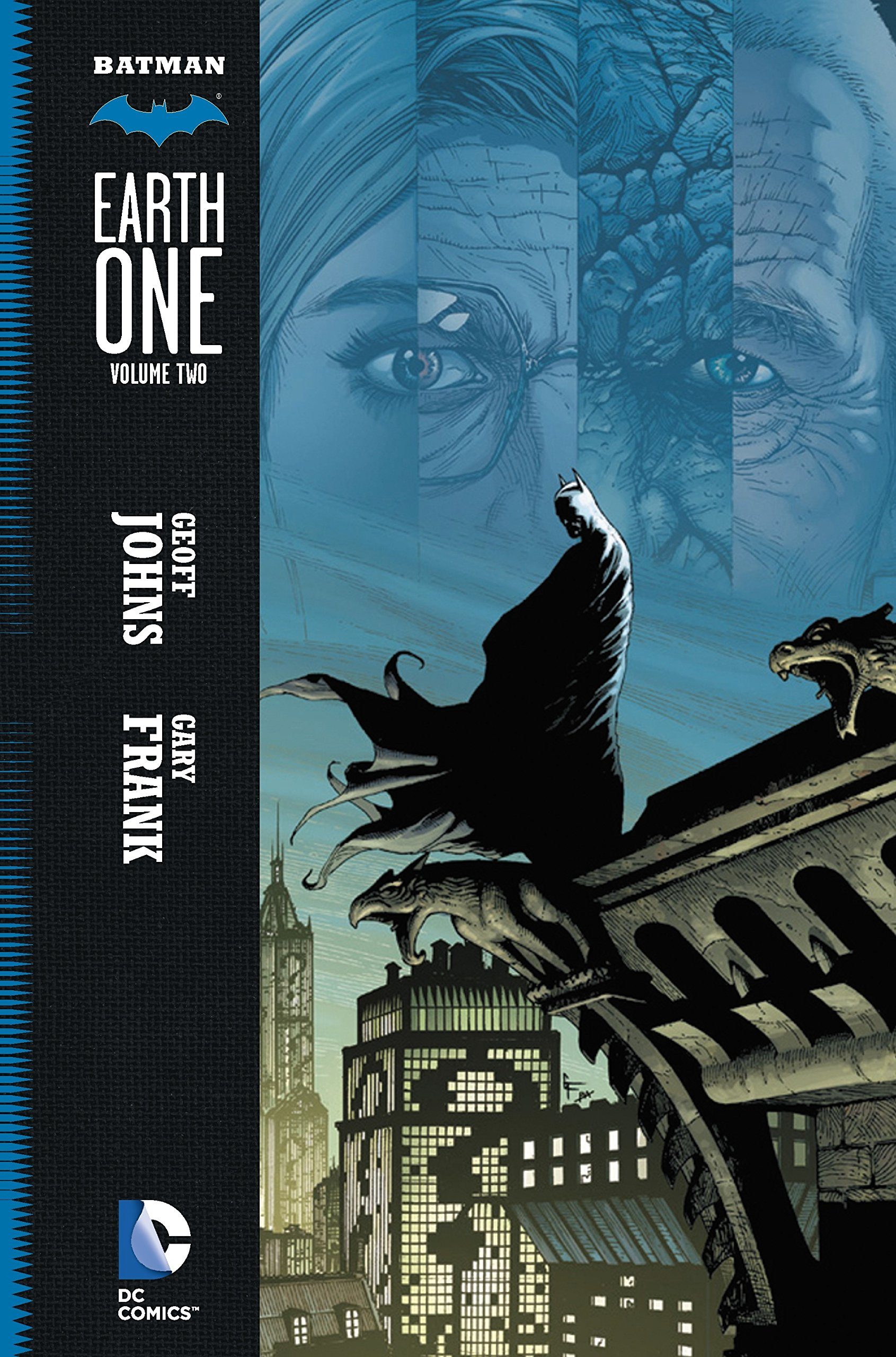 Image For Batman: Earth One,<br>Volume 2<br>Geoff Johns