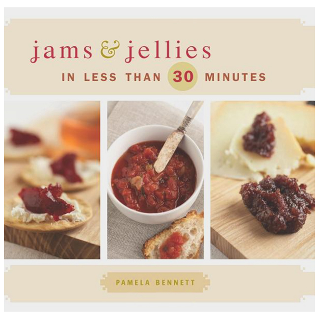 Image For Jams & Jellies<br>Pamela Bennett
