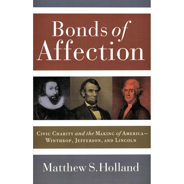 Image For Bonds of Affection<br>Matthew S. Holland