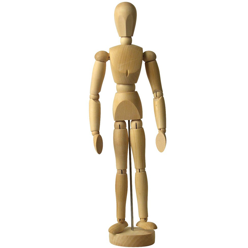 "Image For 12"" Mannequin<br>Male"