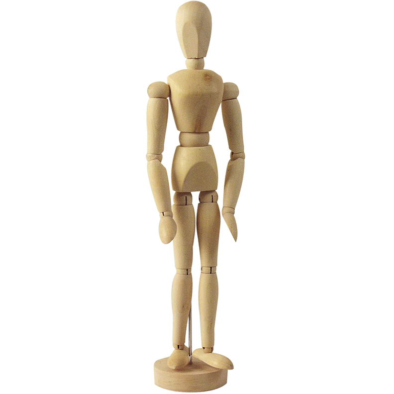 "Image For 12"" Mannequin<br>Female"