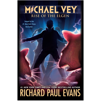 Image For Michael Vey:<br>Rise of the Elgen<br>Richard Evans