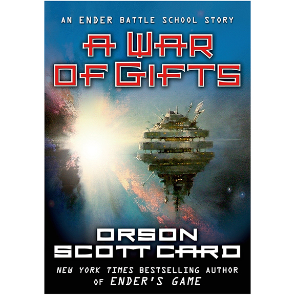 Image For A War of Gifts<br>An Ender Story<br>Orson Scott Card
