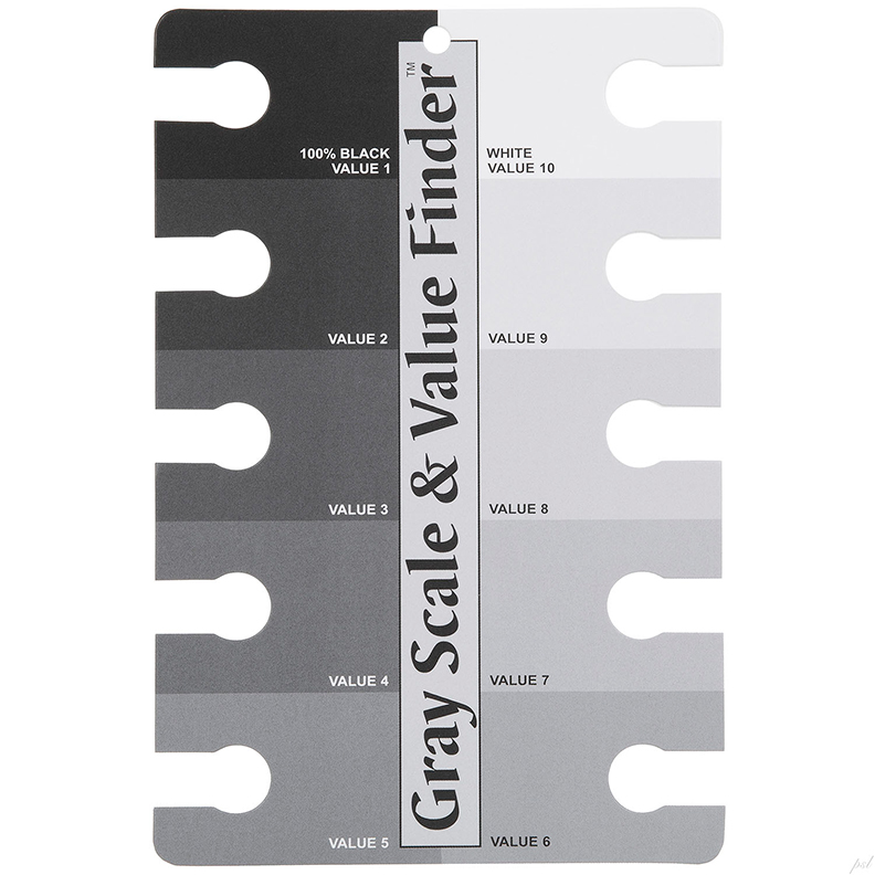 Image For Gray Scale & Value Finder