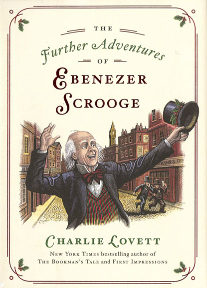 Image For . . . Adventures of<br>Ebenezer Scrooge<br>Charlie Lovett