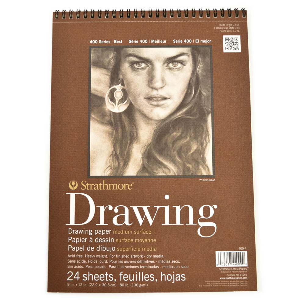 "Image For 9""X12"" Drawing Paper<br>Strathmore"