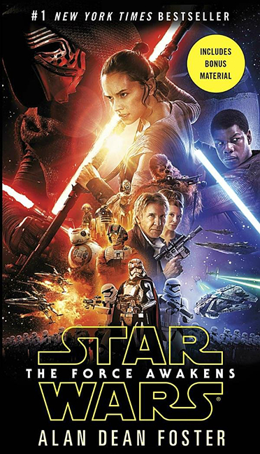 Image For STAR WARS<br>The Force Awakens<br>Alan Dean Foster