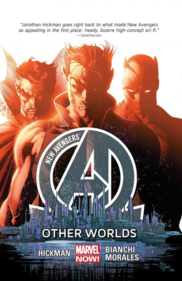 Image For New Avengers Vol. 3:<br>Other Worlds