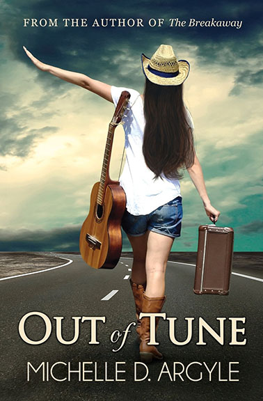 Image For Out of Tune<br>Michelle D. Argyle