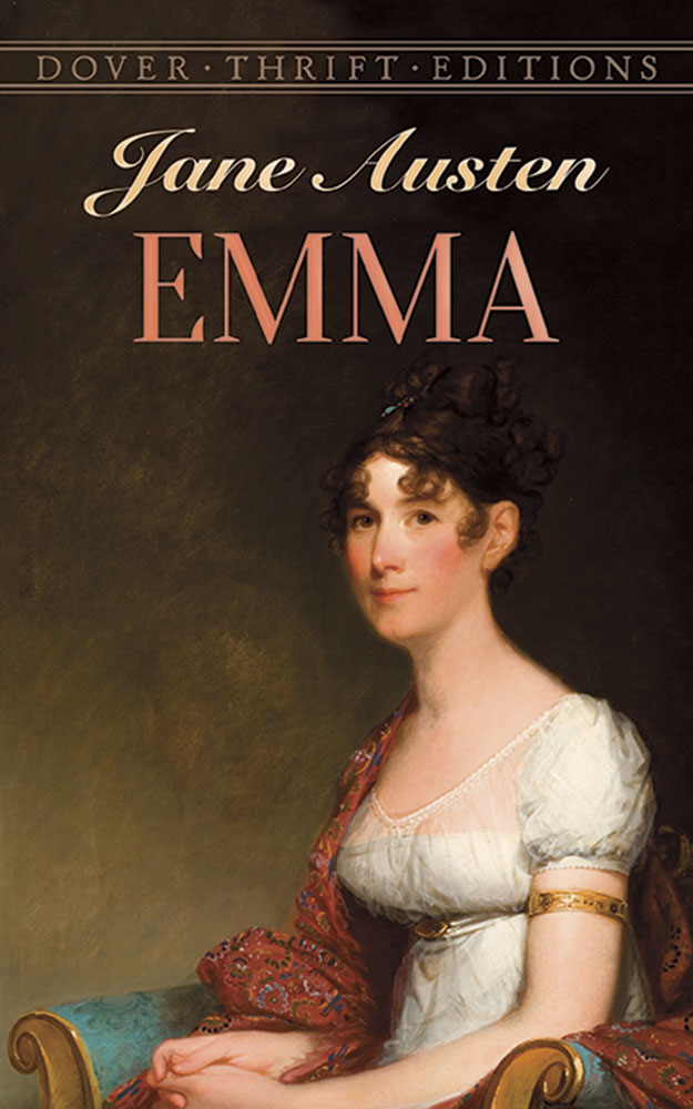 Cover Image For Emma<br>Jane Austen